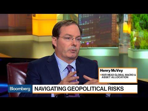 KKR's McVey on U.S.-China Trade, Tech Wars, Margins