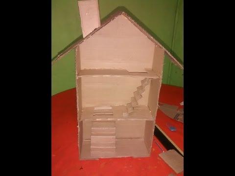 Full download como hacer una casa de mu ecas con t - Como construir una casa ...
