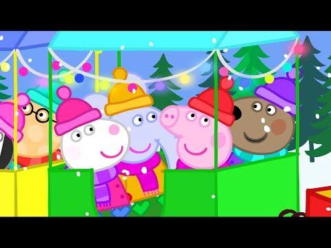 Peppa Pig em Português | Natal | Compilação | Desenhos Animados #PPBP2018