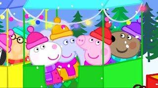 Video Peppa Pig em Português | Natal | Compilação | Desenhos Animados #PPBP2018 download MP3, 3GP, MP4, WEBM, AVI, FLV Juli 2018