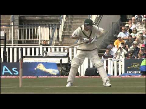 Ashes 2005   Edgbaston test ending2