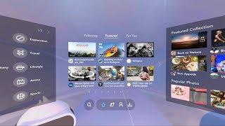 VeeR 2.0 Is Here! Oculus Go/Rift | HTC Vive | Samsung Gear VR | Steam VR | Daydream VR screenshot 1