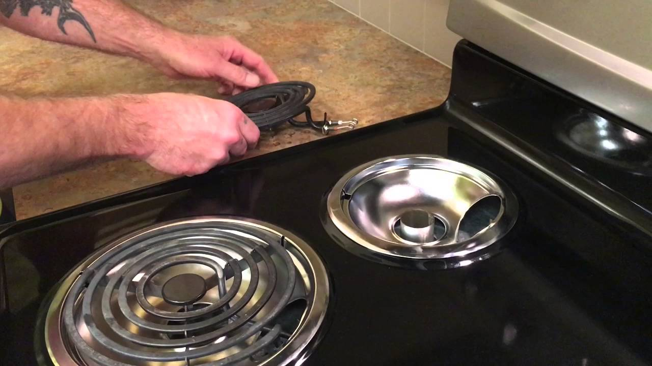 How to remove drip pans and clean underneath stove top How to clean top of oven