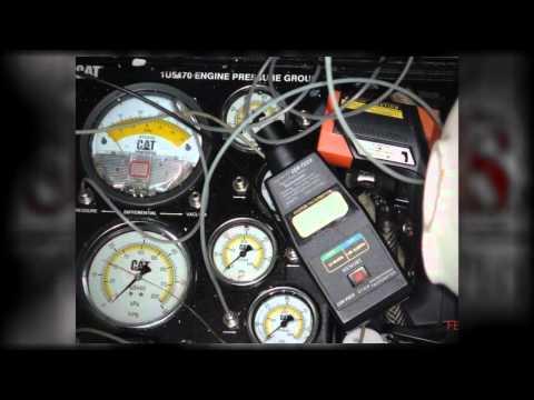 Marine Surveyor  -- Sea Trial Diesel Engine Performance