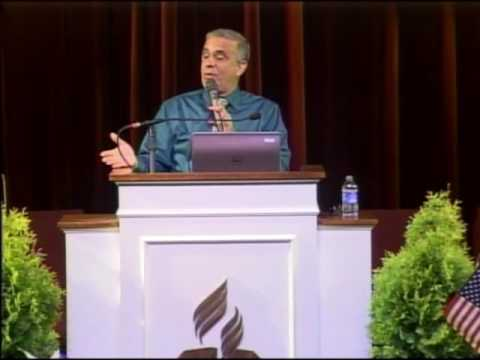 """Camp Meeting 2016 - Roger Hernandez """"Lessons from the Cave, Part 1"""""""