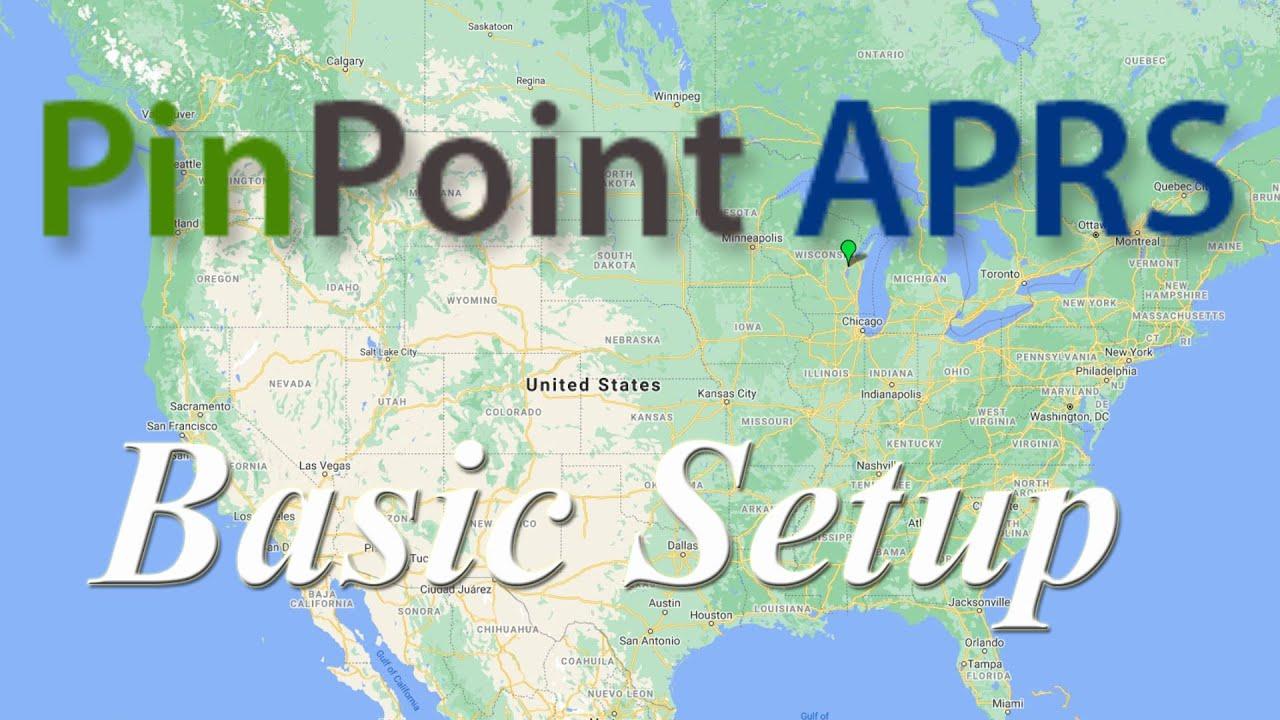 Download Pinpoint Aprs Basic setup