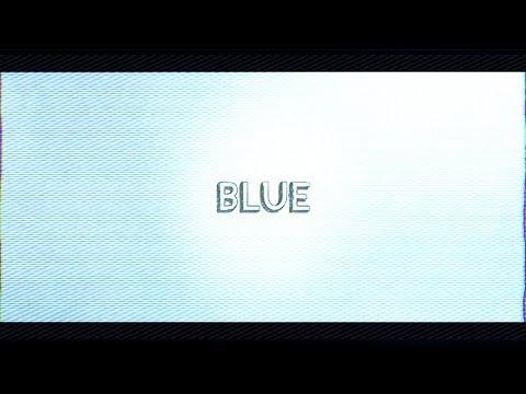さなり / BLUE feat 堂村璃羽Lyric Video