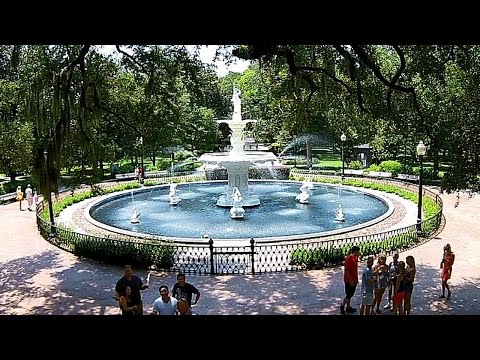 Tour of Savannah - Best Places To Visit