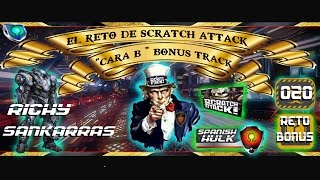020 Scratch Attack retan a Richy Sankarras     extra bonustrack