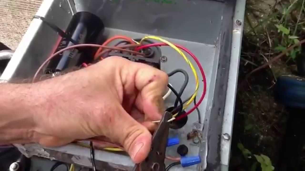 medium resolution of time delay on break for compressor