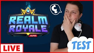 🔴 NEUE BATTLE ROYALE PROMETTER!Discord - Fortnite: Battle Royale - Realm Royale