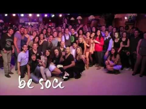 Escuela de salsa en Barcelona [udance]