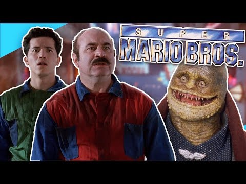 SUPER MARIO BROS: The Worst Game Movie? - Diamondbolt