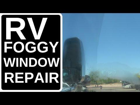 FOGGY RV WINDOW REPAIR