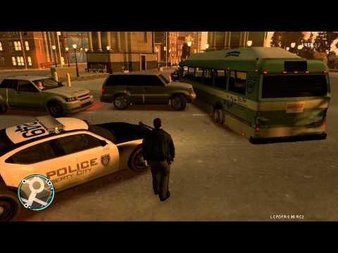 GTA 4: LCPD FR Season 2 : Episode 4 : Valentine's Day Bus Chase