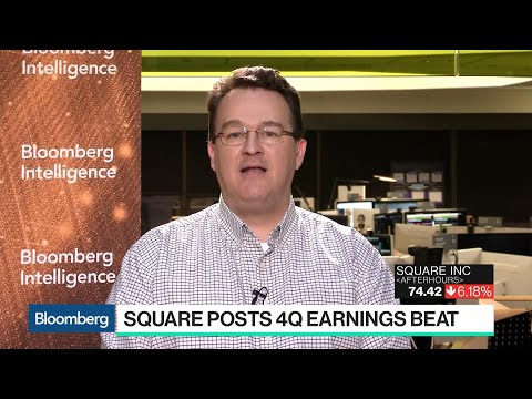 Why Shares of Square Are Slipping After 4th-Qtr Earnings Beat