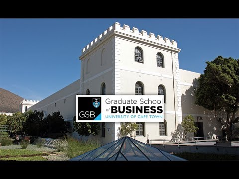 University of Cape Town | Graduate School of Business