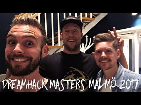 NiP-HUSET & DH Masters med NiP & Xtrfy! | Dreamhack Masters Malmö 2017 vlogg