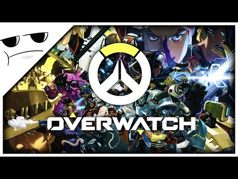 If OVERWATCH Had An Anime Opening (OP)