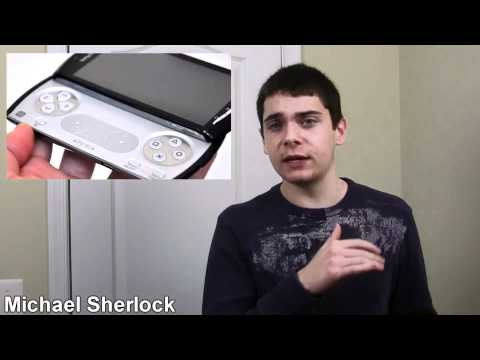 Preview: Playstation Phone (Sony Ericsson Xperia Play)