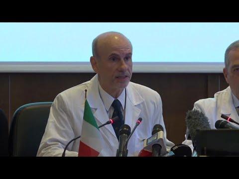 """Coronavirus, Spallanzani: """"Paziente italiano in buone condizioni, stabili i coniugi cinesi"""""""