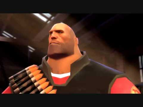 meet the heavy weapons guy face