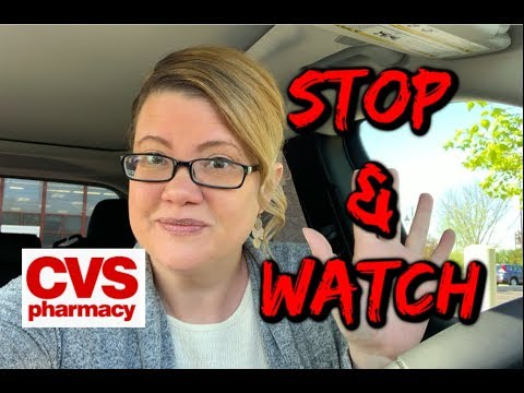 CVS STOP 🛑 & WATCH VIDEO | INSTANT COUPON ISSUE | HOLD CRT'S FOR 5/12!!!