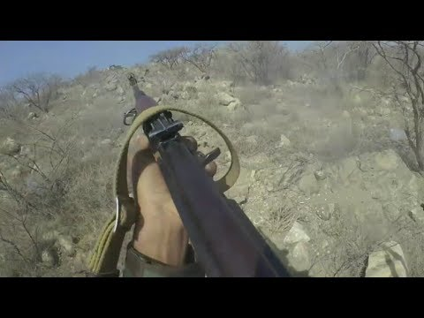 Houthis attacking Saudi positions in Jizan region | March 2019 | Saudi Arabia