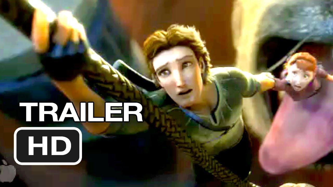Epic Official Us Trailer 2 2013 Amanda Seyfried Josh Hutcherson Movie Hd Youtube