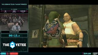 [AGDQ 2019] Twilight Princess All Dungeons in 3:57:22