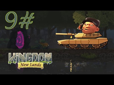 Kingdom New Lands | Island 4 - Farmer Statue | Part 9 | Let's play - Gameplay