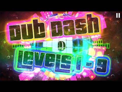 Dub Dash - Levels 1-9 (All levels) 100% GAMEPLAY  