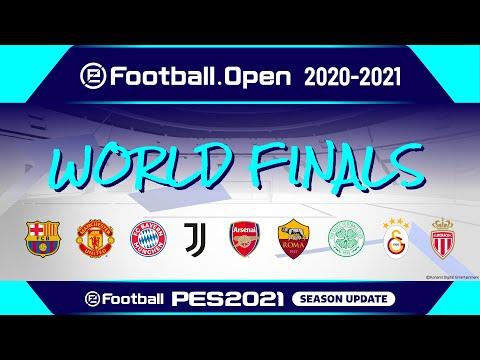 PES | eFootball.Open 2020-2021 World Finals