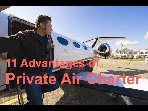 11 Advantages of Private Air Charter.  Private Jet Hire, Emp