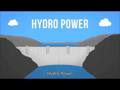 How Does Hydroelectricity Works