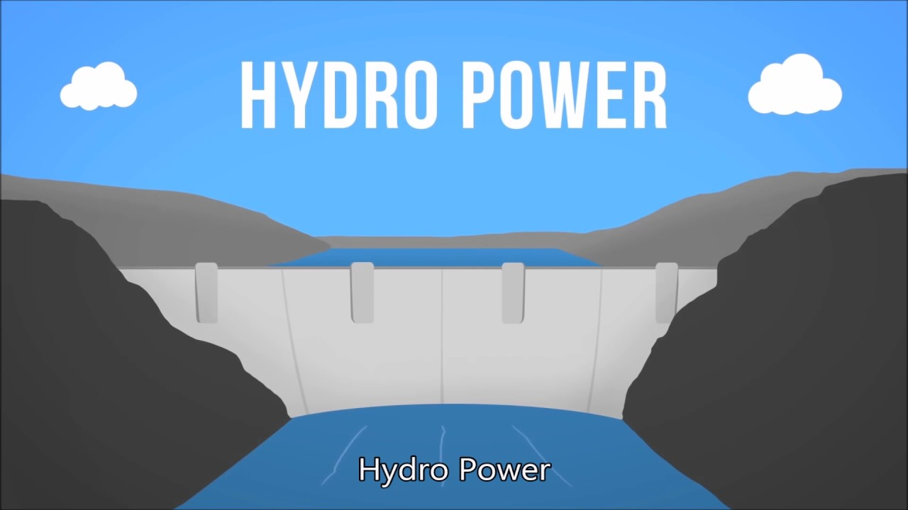 how does hydroelectricity works youtube