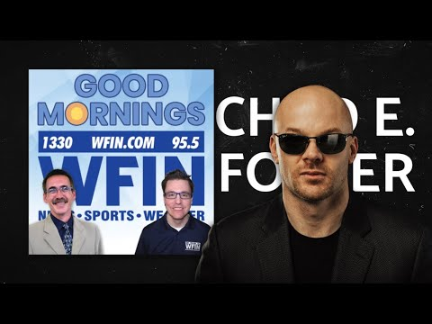 Thumbnail of video titled: Chad E. Foster on Good Mornings Podcast