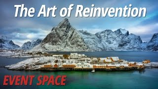 The Art of Reinvention with Ken Kaminesky