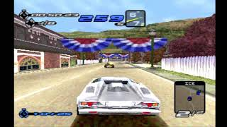 Need For Speed 3 Hot Pursuit | Hometown | Hot Pursuit Race 198