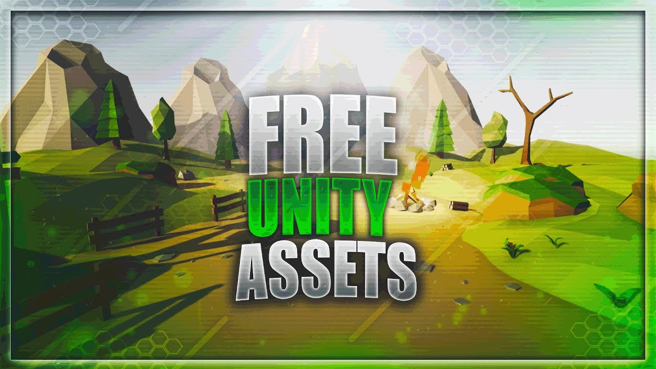 Free Unity Low Poly Assets (Unity 3D) - YouTube
