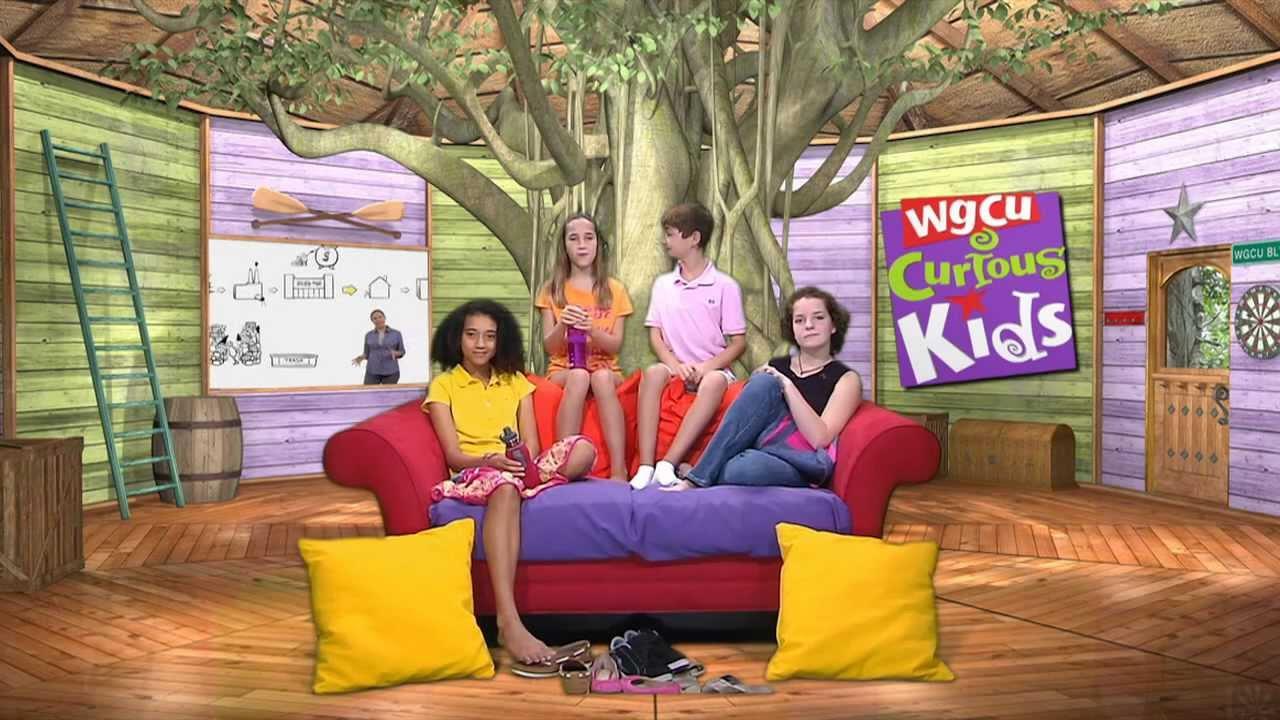 Wgcu Curious Kids