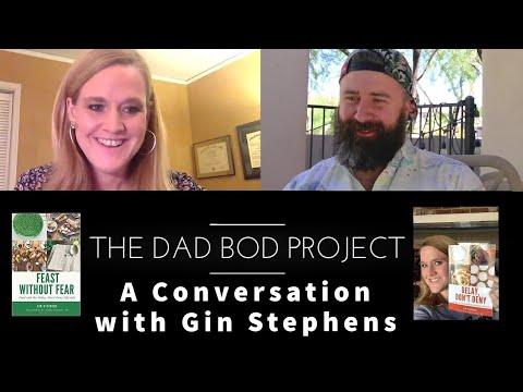 The Dad Bod Project (Nurse Eric) and Gin Stephens Skype about the IF Lifestyle Mp3