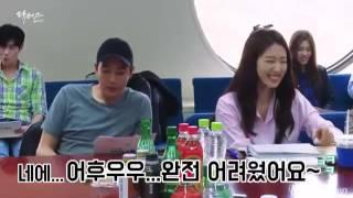 Video Kim Rae Won and Park Shin Hye at 1st script readin download MP3, 3GP, MP4, WEBM, AVI, FLV Juni 2017