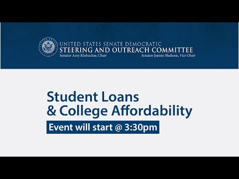 College Affordability and the Student Debt Crisis