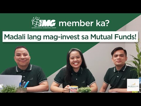 IMG MEMBER KA? MADALI LANG MAG-INVEST SA MUTUAL FUNDS! - IMG Team, Rampver Financials