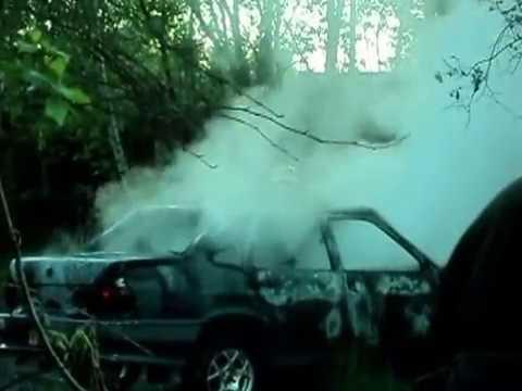 LADA (ВАЗ) 2115  Жесть! Последствия ремонта в гараже. таз не валит.
