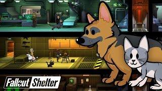 Островок подземного счастья в Fallout Shelter