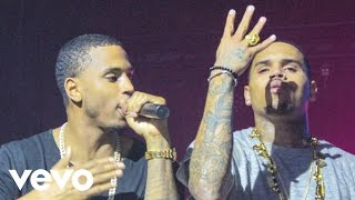 Chris Brown Ft. Trey Songz & Young Thug - Dat Night (Music Video)
