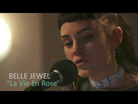 "Belle Jewel - ""La Vie En Rose"" Edith Piaf Cover LIVE in-studio on H89"