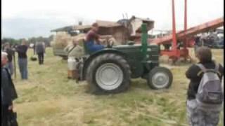 Hellingly festival of transport 2009 farm machinery